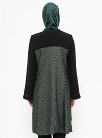 Emerald - Fully Lined - Crew neck - Coat