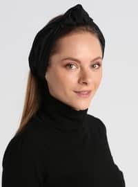Black - Bonnet