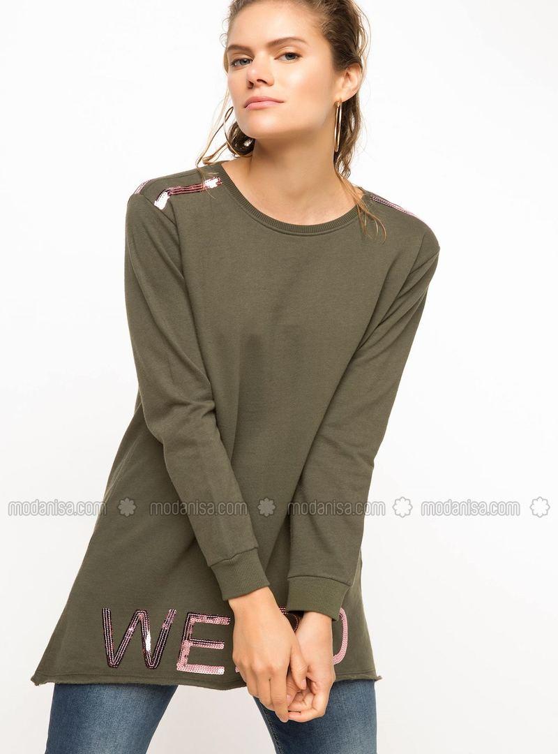 Khaki - Dresses