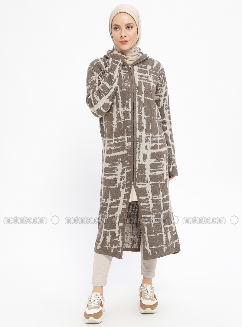 Minc - Multi - Acrylic -  - Cardigan