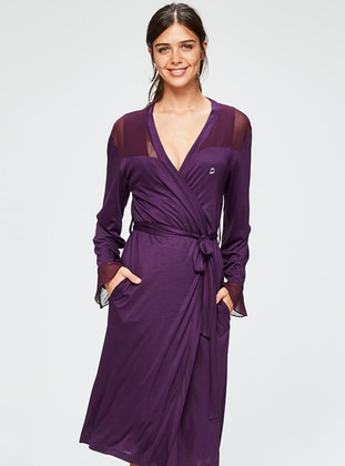 Plum - Morning Robe