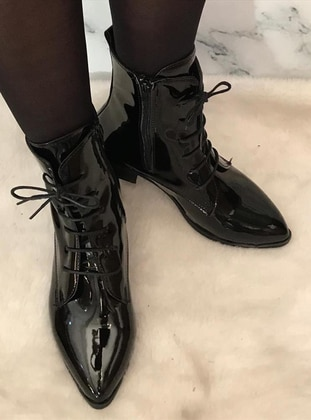 Black - Boot - Boot - Boots