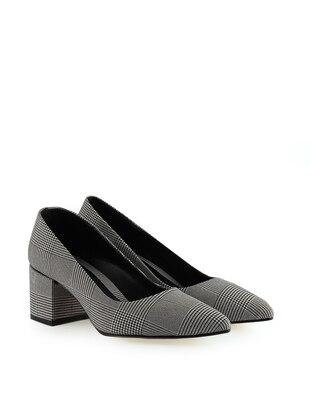 Gray - High Heel - Shoes