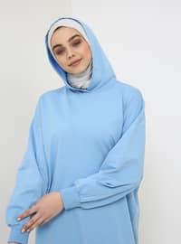 Indigo - Cotton - Tunic