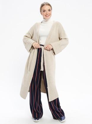 Beige -  - Knitwear - REPP
