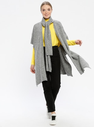 Gray - Knitwear - REPP