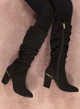 Black - Boot - Boots - Marjin