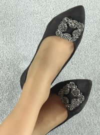 Black - High Heel - Casual - Shoes
