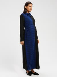 Saxe - Unlined - Maternity Dress