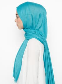 Mint - Plaid - Shawl