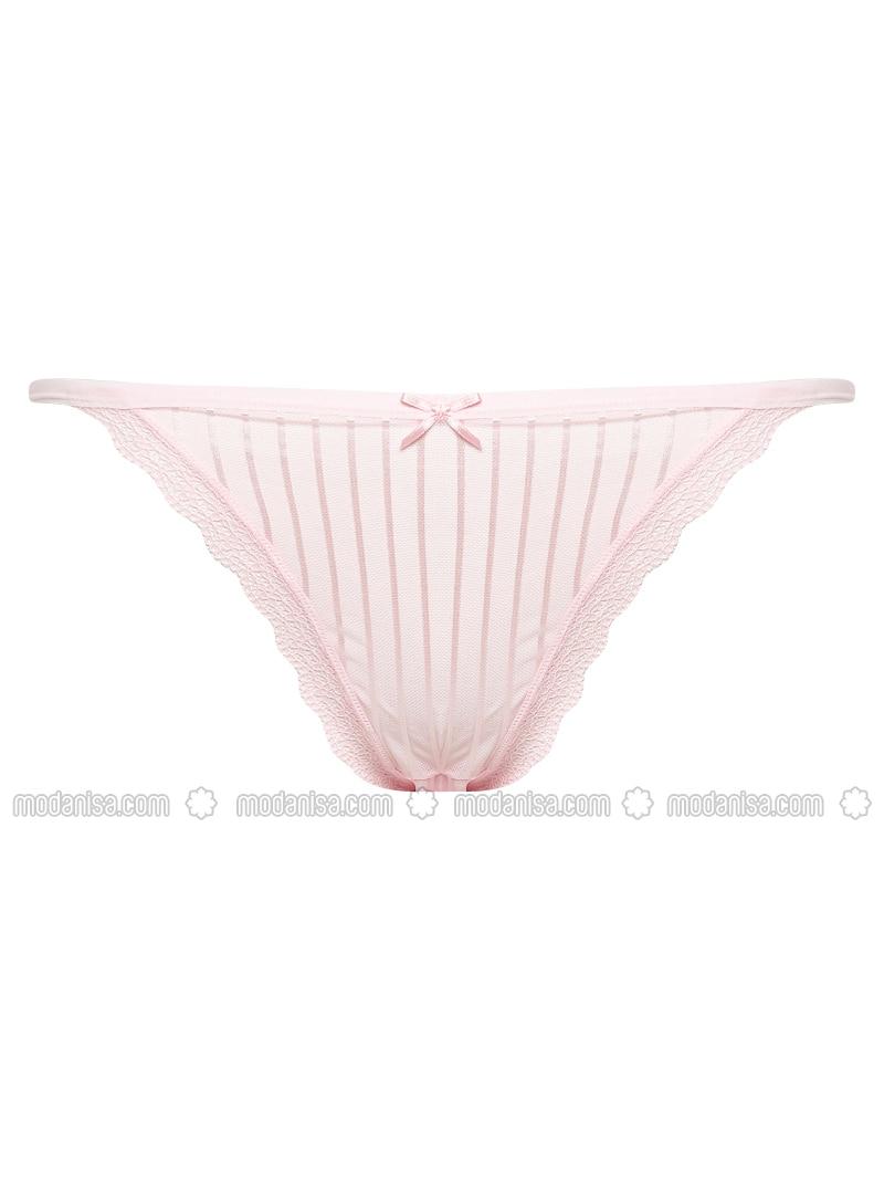 Pink -  - Panties