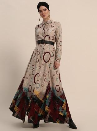 Hijab Dresses Long Dresses Modanisa