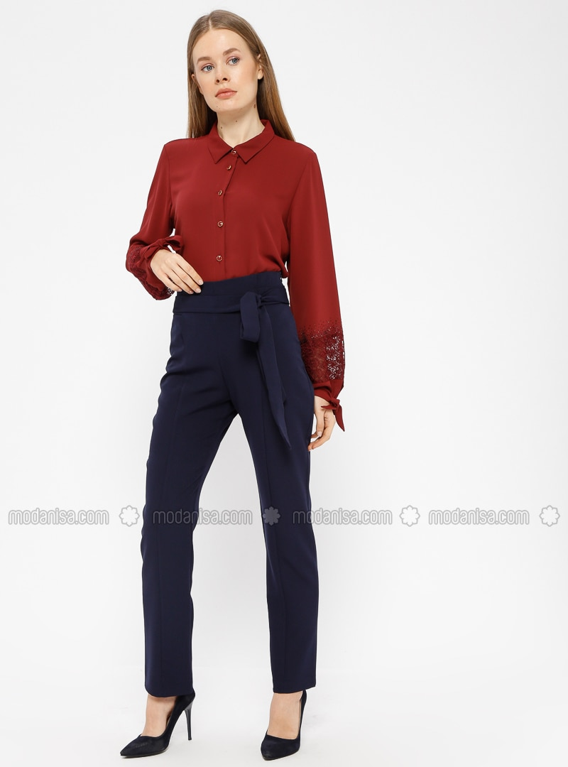 c43ee4197a What Shirt To Wear With Navy Blue Dress Pants – EDGE Engineering and ...