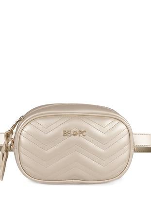Gold - Satchel - Bum Bag