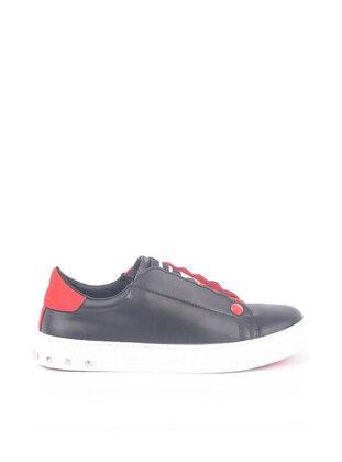Black - Sport - Shoes - Vocca Venice