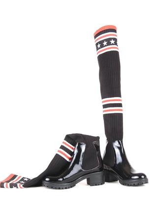 Black - Boot - Boots - Vocca Venice