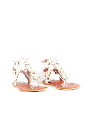 White - Sandal - Sandal - Vocca Venice