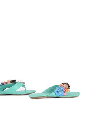 Green - Sandal - Slippers - Vocca Venice