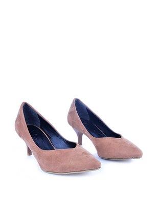 Brown - High Heel - Heels - Vocca Venice