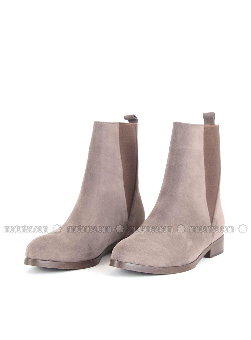 Gray - Boot - Boots - Vocca Venice
