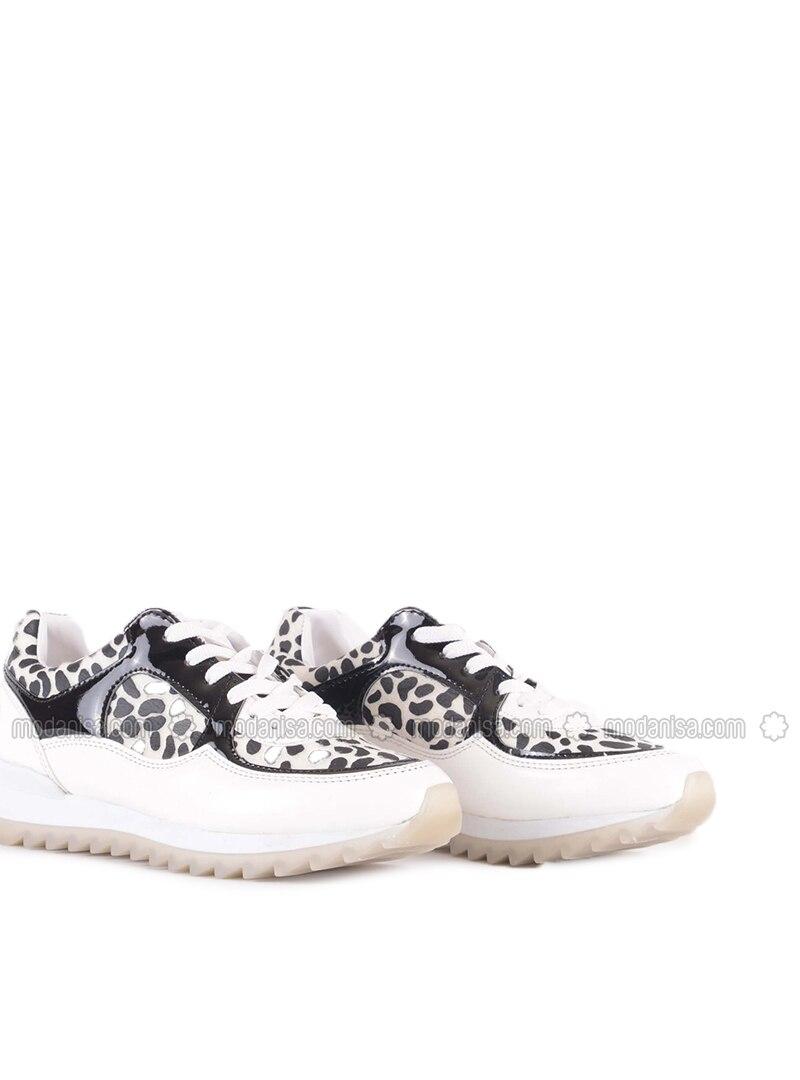 White - Sport - Sports Shoes - Vocca Venice