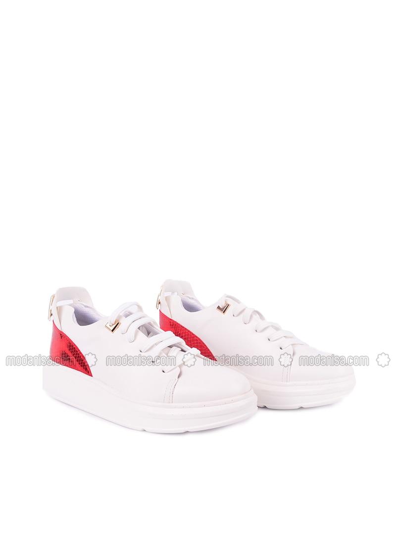Red - Sport - Sports Shoes - Vocca Venice
