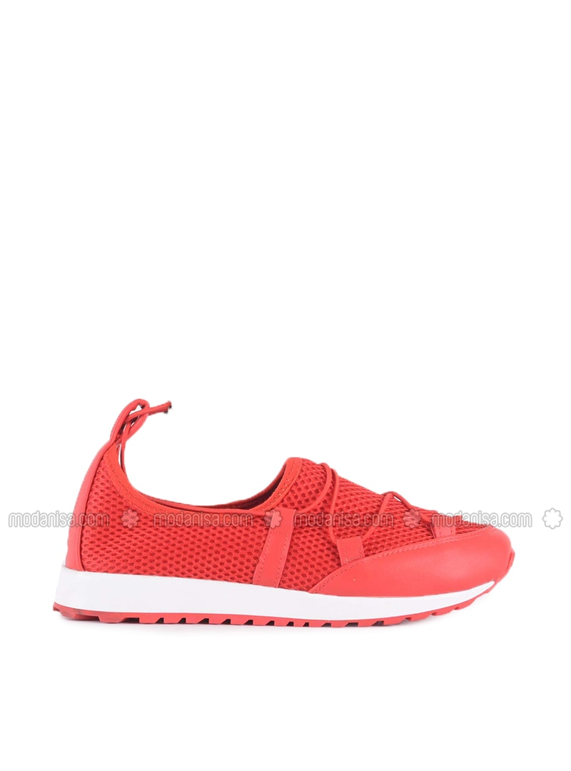 Red - Sport - Sports Shoes - Vocca Venice