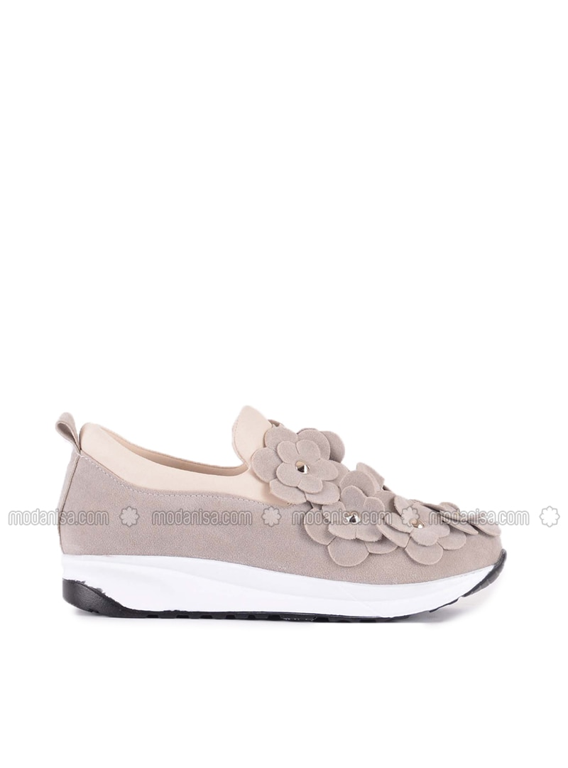 Black - High Heel - Sports Shoes - Vocca Venice