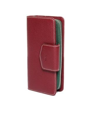 Green - Plum - Wallet