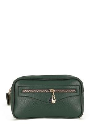 Green - Clutch - Satchel - Bum Bag