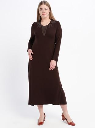 28efe08f5e6ea GELİNCE Büyük Beden Elbise Modelleri ve Fiyatları - Modanisa.com