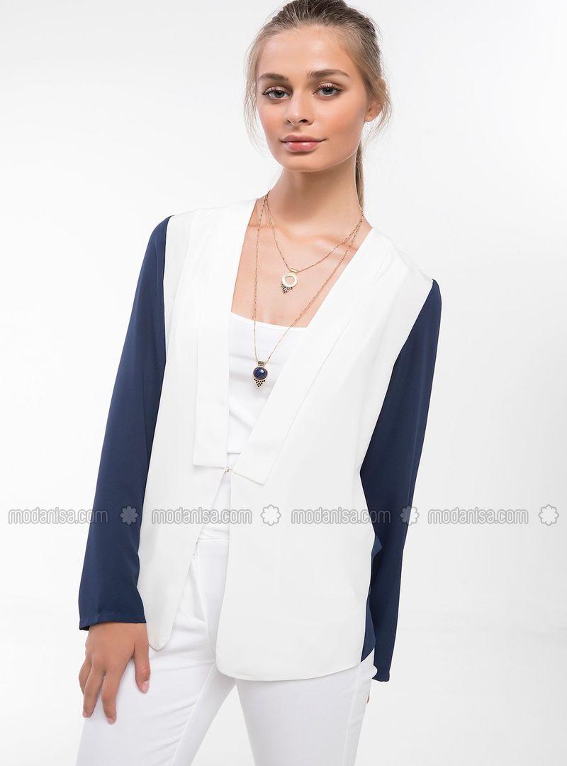 Navy Blue - Jacket