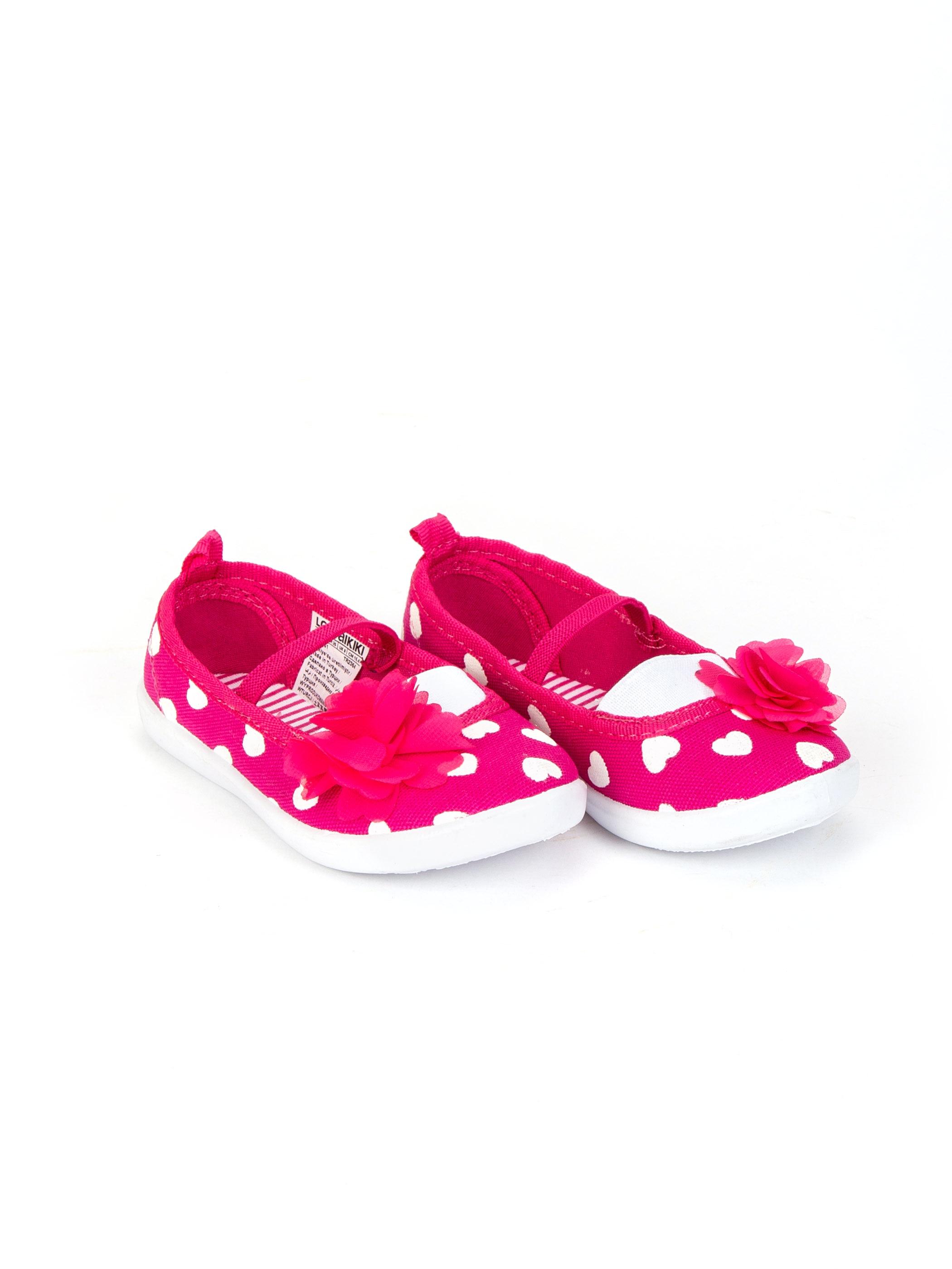 Tesettür Ayakkabılar LC WAIKIKI Fuşya Kadın 29