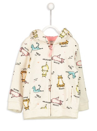 Ecru - Age 8-12 Outerwear