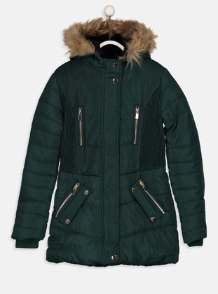 Green - Age 8-12 Outerwear