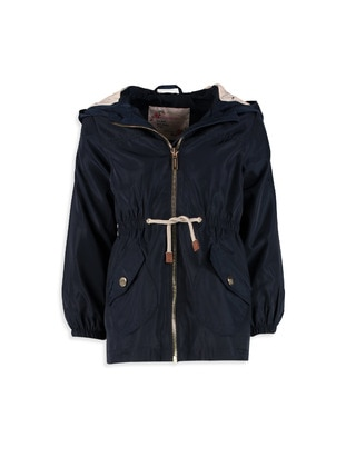 Navy Blue - Age 8-12 Outerwear