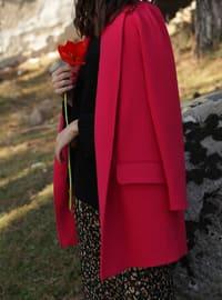 Fuchsia - Unlined - Coat