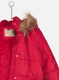 Red - Age 8-12 Outerwear