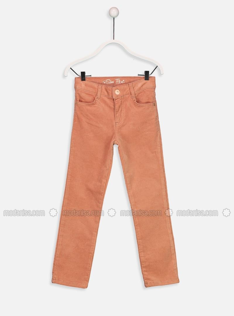 Brown - Age 8-12 Pants