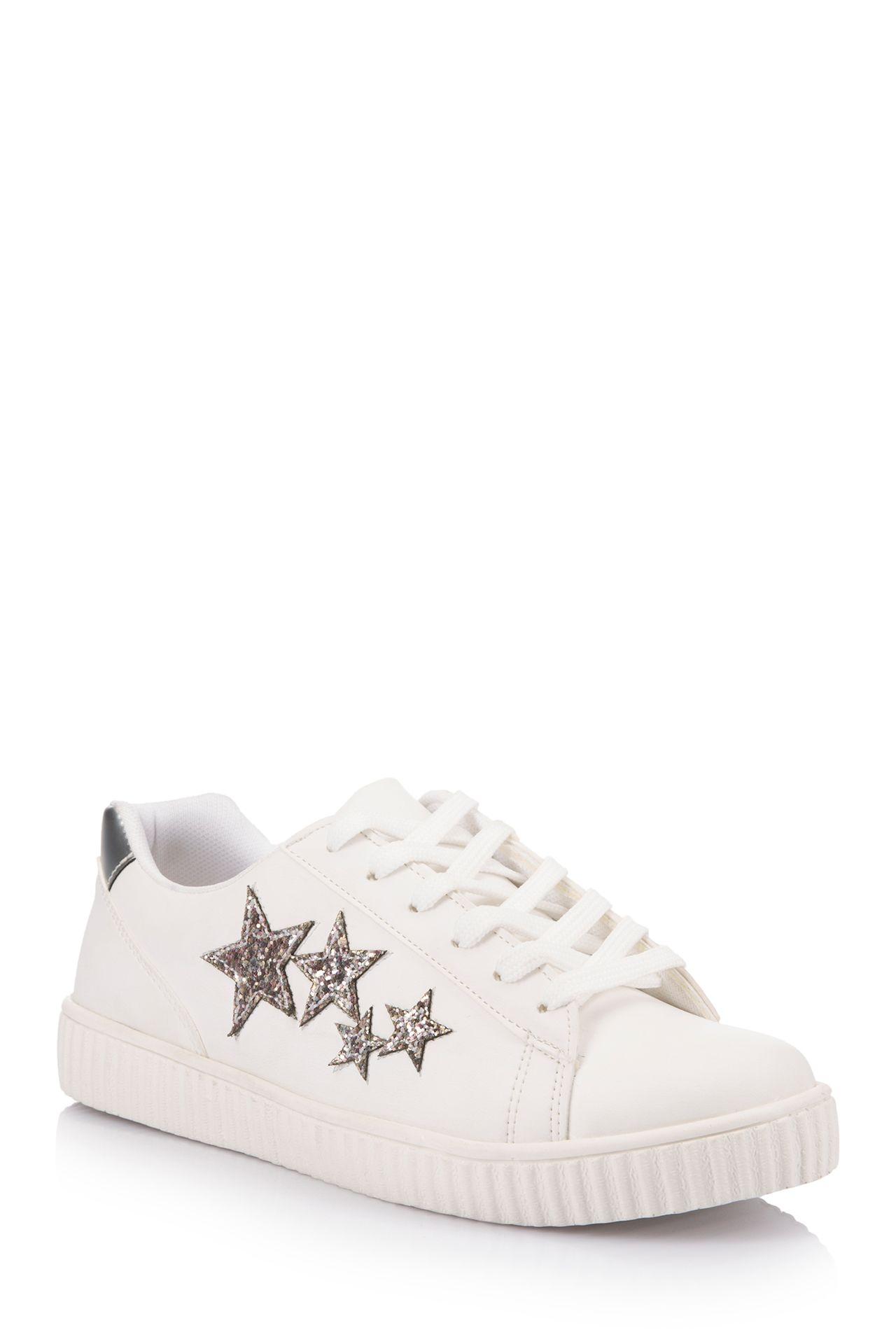 Tesettür Ayakkabı DeFacto Beyaz Kadın 36