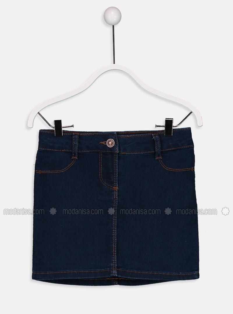 Indigo - Age 8-12 Skirt