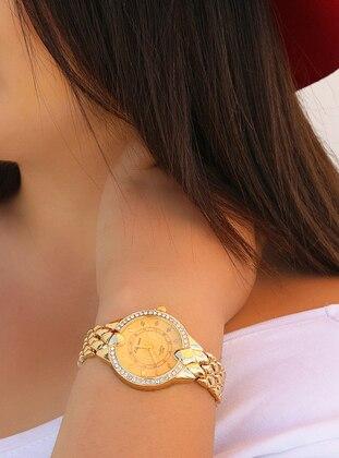 Golden tone - Watch