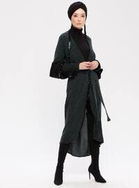 Green - Unlined - Topcoat