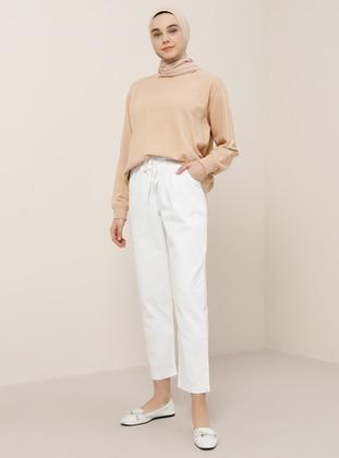 White - Pants - Benin