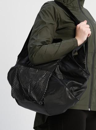 Black - Gray - Shoulder Bags