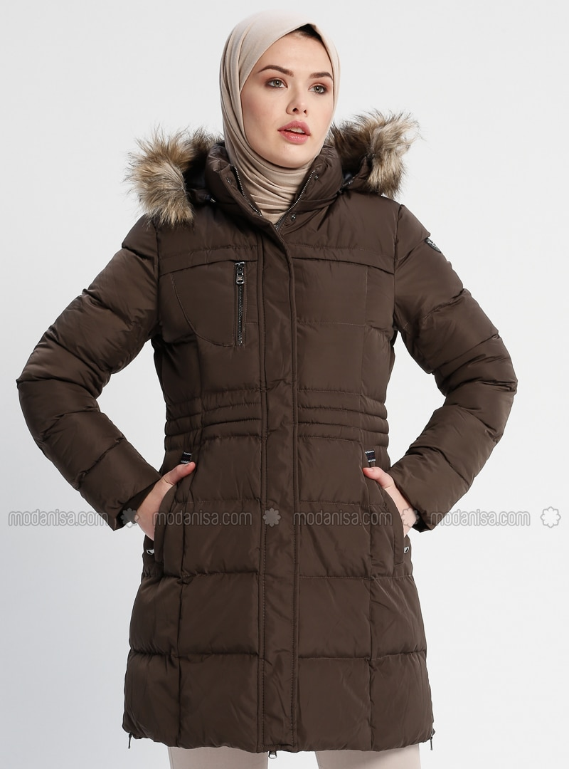 Minc - Fully Lined - Polo neck - Puffer Jackets