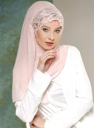 Powder - Lace - Shawl