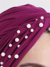 Fuchsia - Plum - Simple - Bonnet