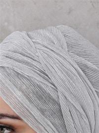 Silver tone - Simple - Bonnet