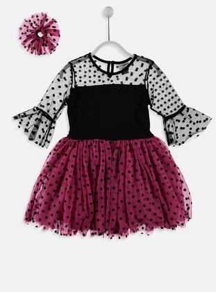 Fuchsia - Age 8-12 Dress